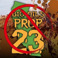 No Prop 23 logo