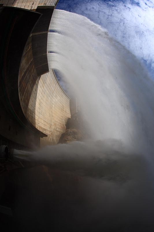 Strontia Dam