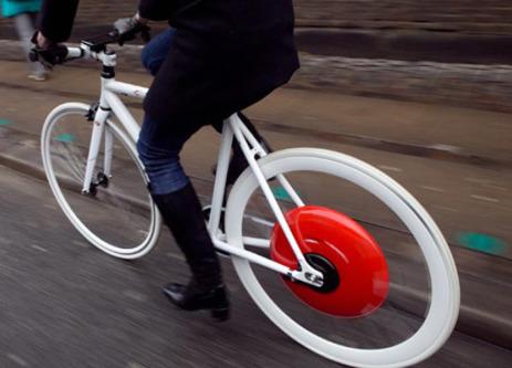 The Copenhagen Wheel.