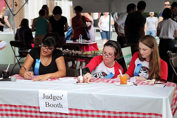 State fair judges