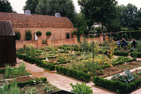 French community garden