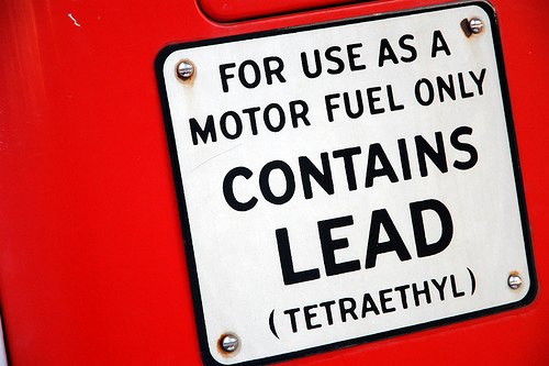 Lead warning.