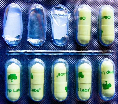 tree pills