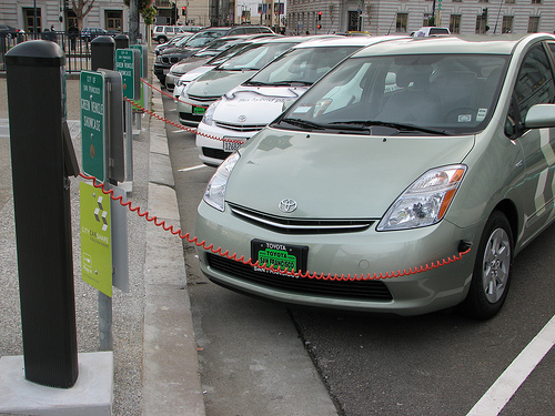 Plug-in hybrid electric cars