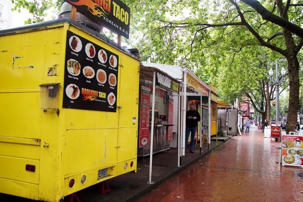 Portland's food trucks