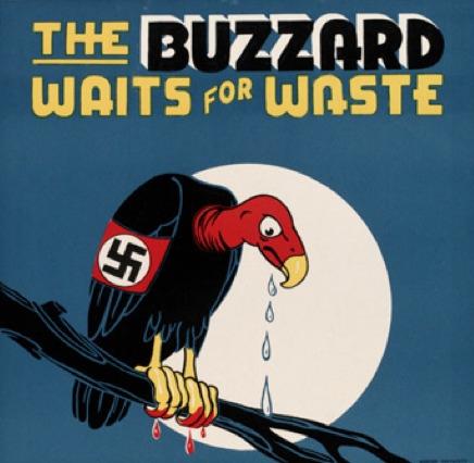 Nazi buzzard.