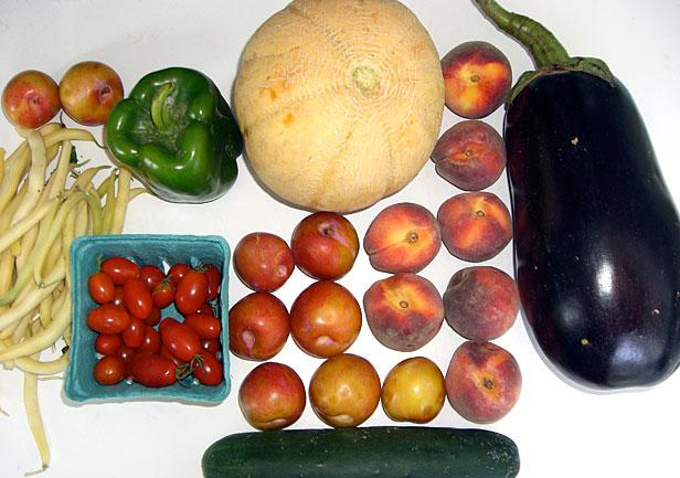 Week 11 food