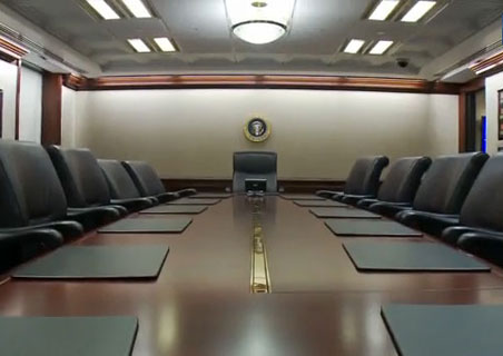 Situation Room table