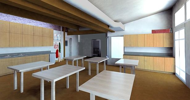 Bertschi School classroom