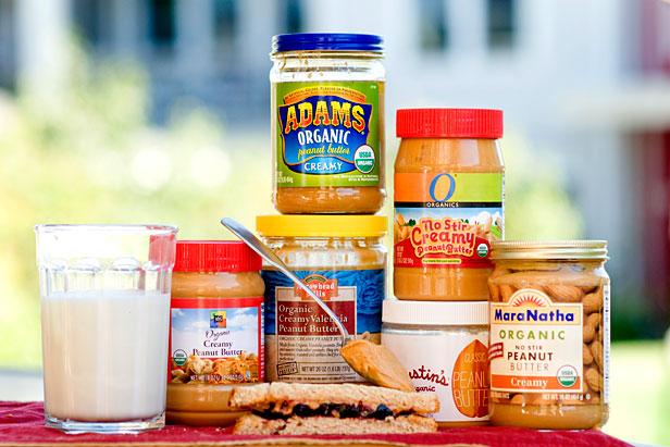 Peanut butter array