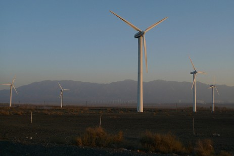 Chinese wind farm