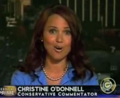 Christine O'Donnell screenshot