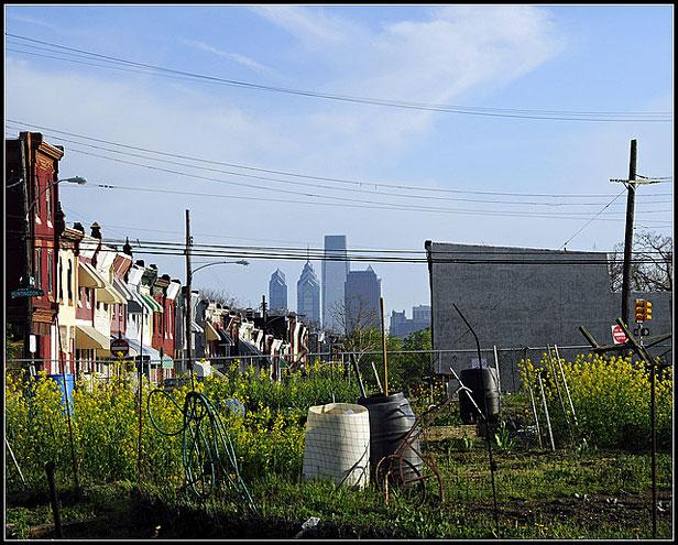 Philadelphia garden