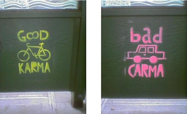 good karma bad carma