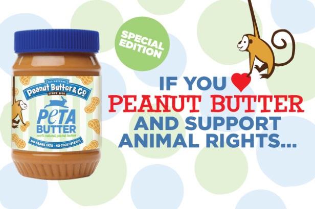 PETA Butter