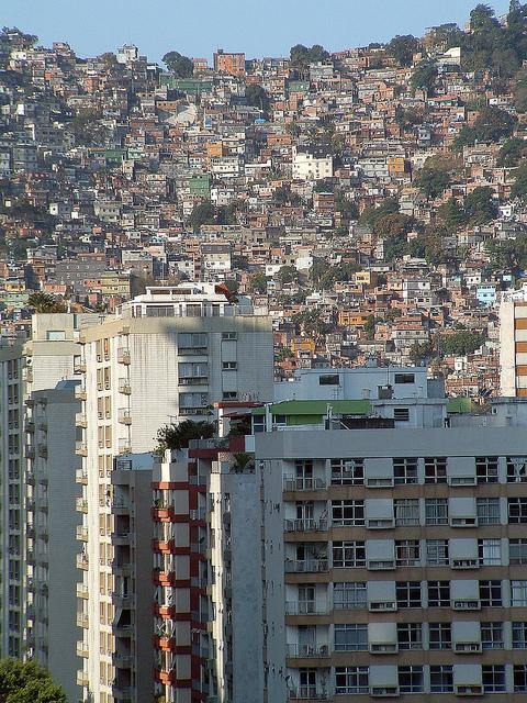 rio favela