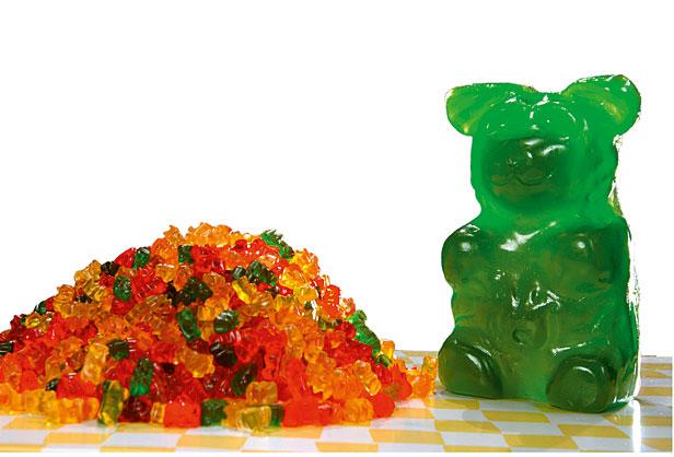 Gummi bears.