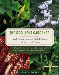 Resilient Gardener book cover