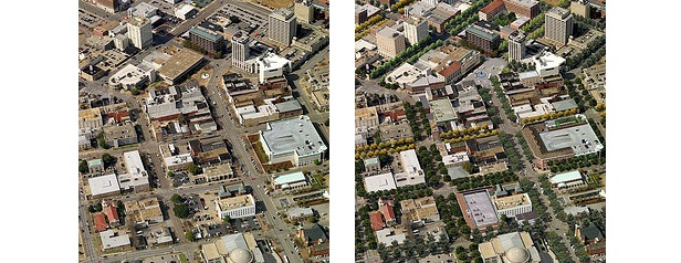 Montgomery before and after