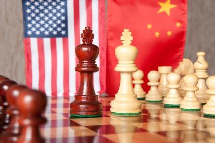 China America chess game