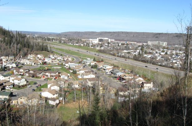Fort McMurray overlook