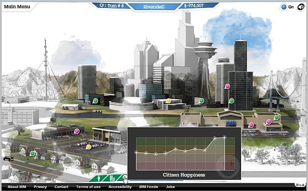 CityOne screen grab