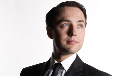 Vincent Kartheiser as Pete Campbell on 'Mad Men.'