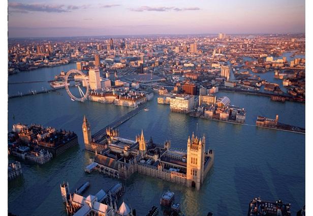 London as Venice