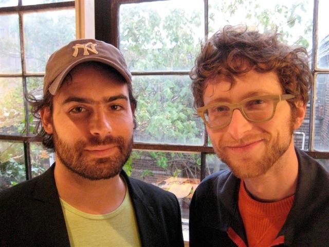 David Mahfouda and Alex Pasternack.