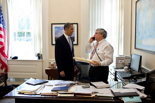 Rouse and Obama