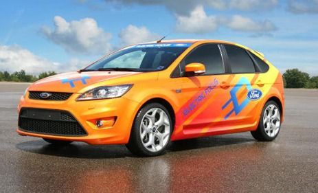 The All-Electric Ford Focus
