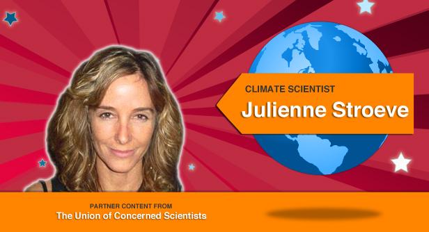 Julienne Stroeve