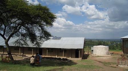 Naitiri school in Kenya