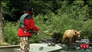 Sarah Palin's Alaska bear