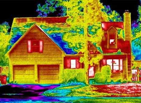 thermal image home