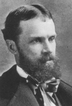 William James and his beard