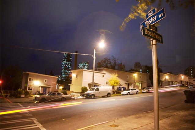 Yesler Ave