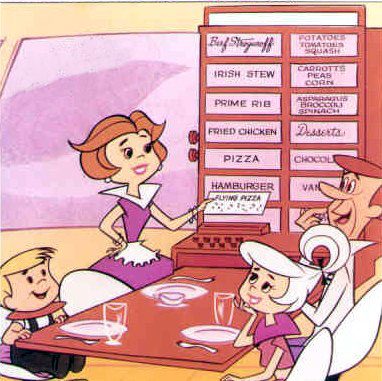 Jetsons kitchen