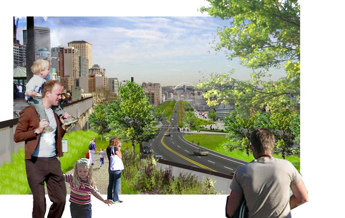 A vision for Seattle's waterfront