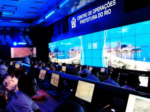 Operations center, Rio