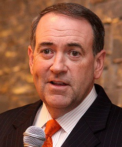 Mike Huckabee (R-Ark.)