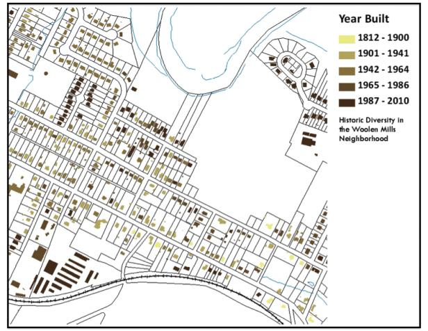 Daniel Nairn map
