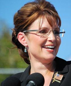 Sarah Palin (R-Alaska)
