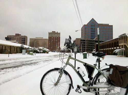 snow in Alabama