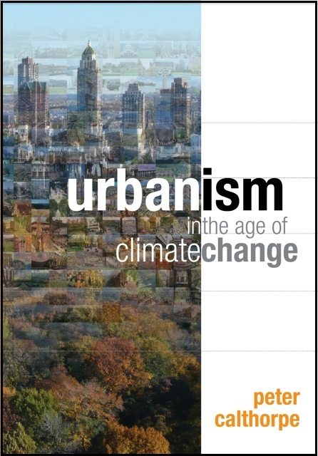Urbanism in the Age of Climate Change book cover.