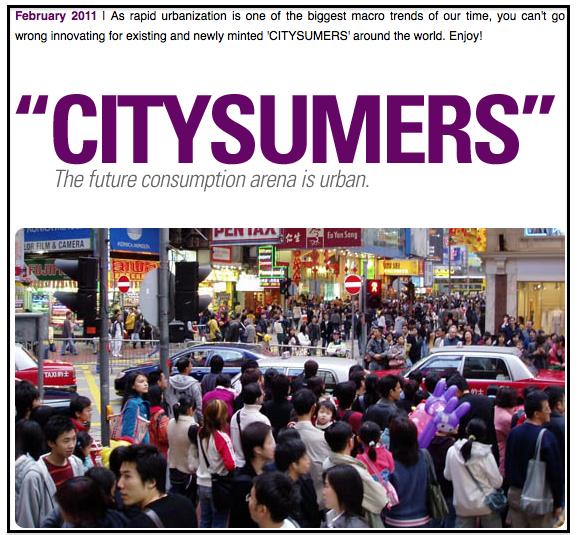 """""""Citysumers"""" screenshot"""