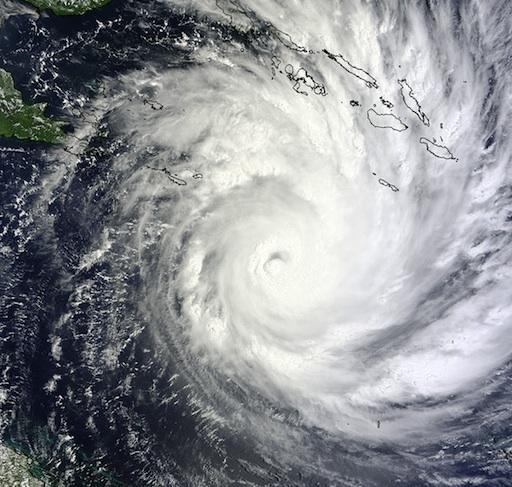 Groundhog Day cyclone