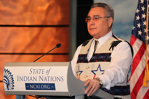 2011 State of Indian Nations address