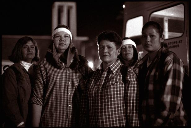 Women farmworkers