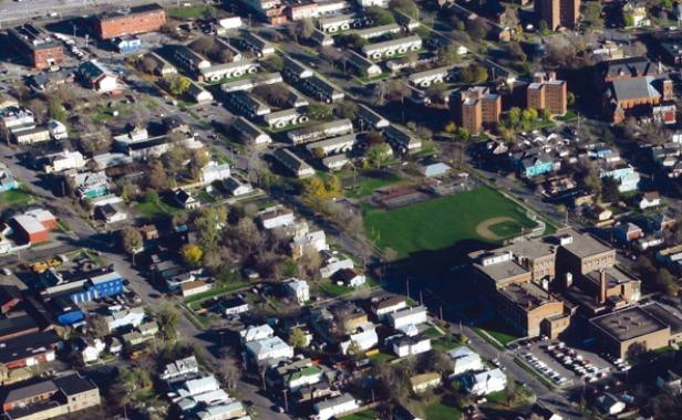 SALT neighborhood in Syracuse